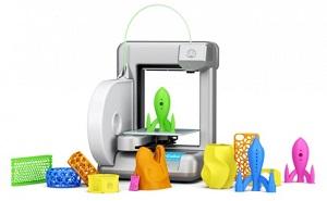 В Media Markt появились домашние 3D-принтеры