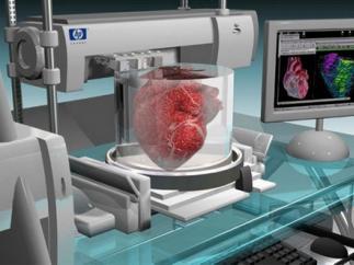 3D-принтер напечатает человеческое сердце и построит дом