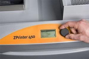 Технология 3D-печати компании Z Corporation используется компанией Cisco