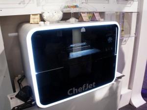 3D принтер ChefJet