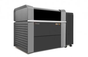 3D-принтер Objet500 Connex3 вид сбоку