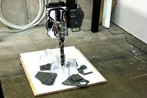 Гигантский 3D-принтер Эвклид
