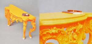 напечатанный стол BigRep ONE