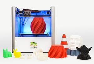 Creatr XL напечатает модель до 60 см в высоту