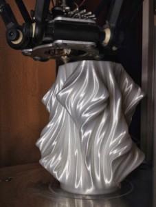 ваза из шелкового bioFila