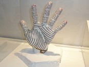 japan 3D hand