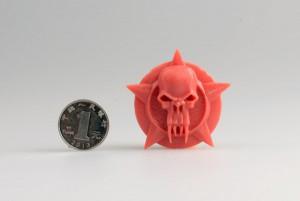 пример 01 печати 3D-принтера M-One