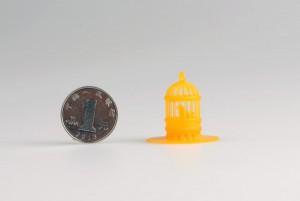 пример 02 печати 3D-принтера M-One