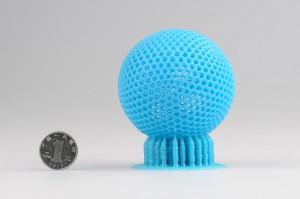 пример 05 печати 3D-принтера M-One