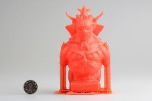 пример 06 печати 3D-принтера M-One