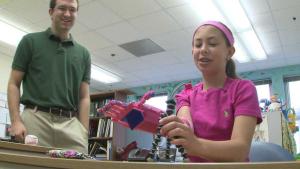 роботизированный протез руки