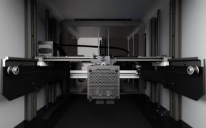 3D-принтер Cobot внутри