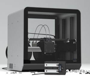 3D-принтер Cobot вид спереди