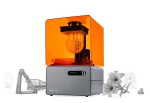 Новый SLA 3D-принтер высокго разрешения — Form 1+