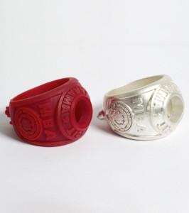 3D-печать ювелирное кольцо PICO 2