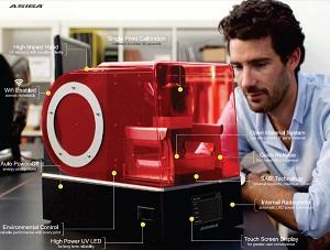 Высокоточный DLP 3D-принтер Pico 2