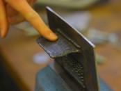 пробная печать металлом 3D-принтере студентов из Голландиии