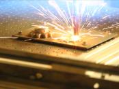 печать металлом Wel3D