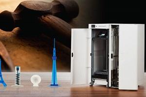 Профессиональный компактный DLP 3D-принтер — MiiCraft+