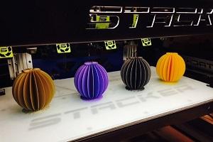 Интересный концепт модульного 3D-принтера — STACKER