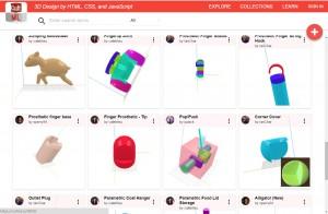 CraftML - онлайн-сервис 3D-моделей