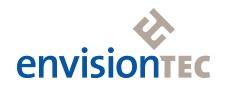 Логотип компании Envisiontec