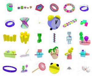 библиотека 3D-моделей CraftML
