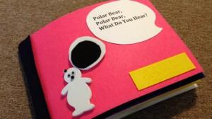 детская книга для слепых и слабовидящих детей